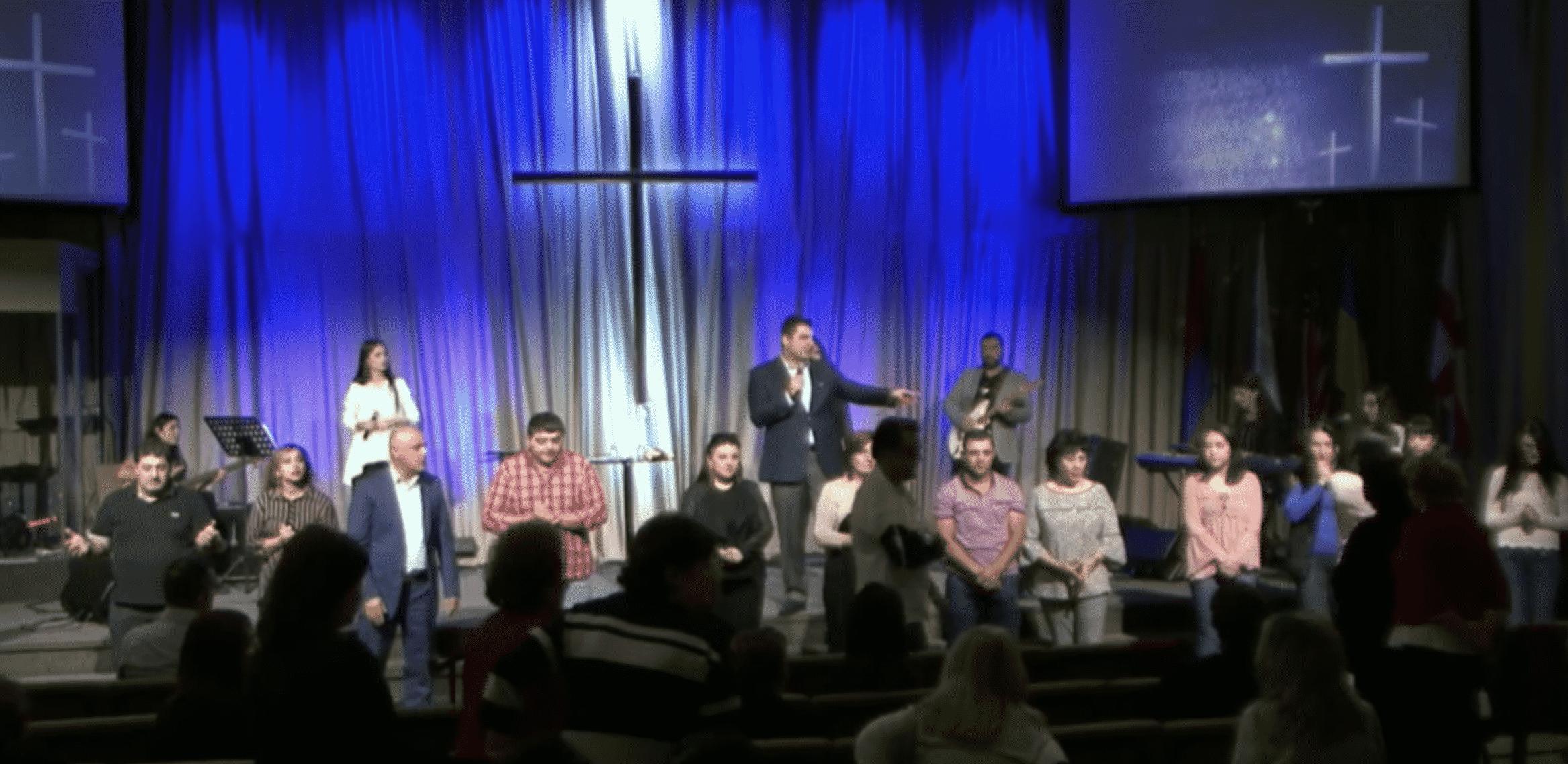 Sunday Service - Feb 11, 2018