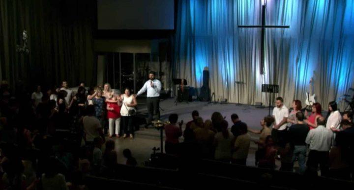 Sunday Service – Aug 5, 2018