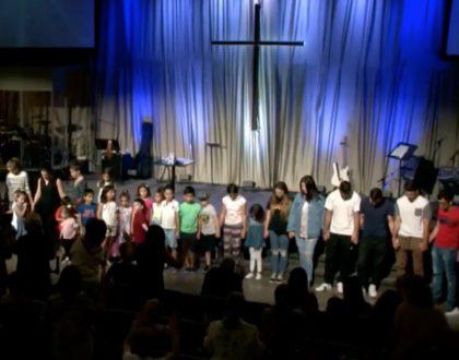 Sunday Service – Aug 12, 2018